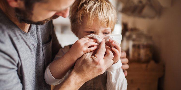 Batuk Alergi Pada Anak