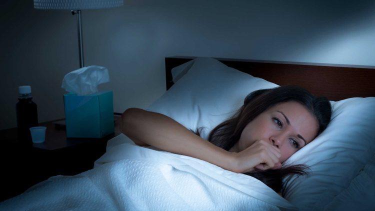 batuk malam hari